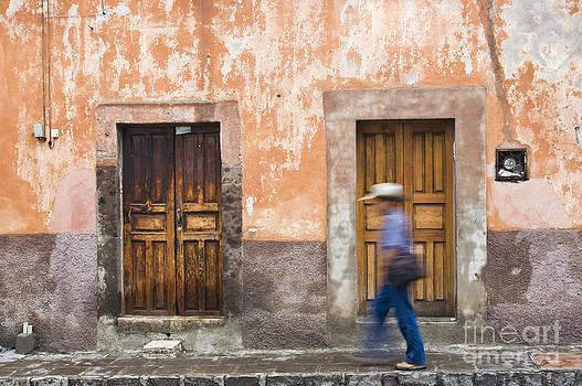 Oscar Gutierrez - Cowboy and Doors