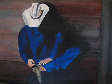 Cowboy Blues by Judy Meng
