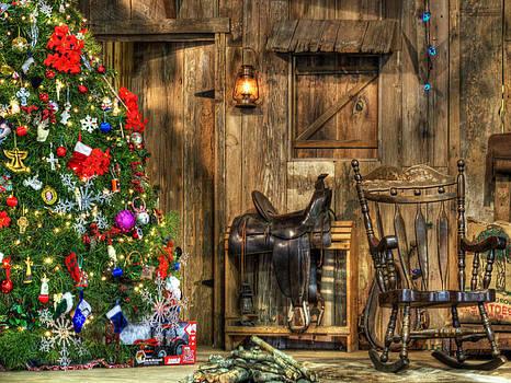 Lisa Moore - Cowboy Christmas