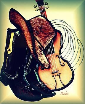 Cowboy Gear by Anke Wheeler