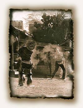 Jeff Brunton - Cowboy Gunfight 4