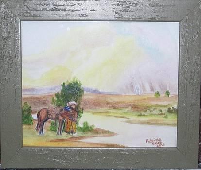 Cowboy by Patricia Olson