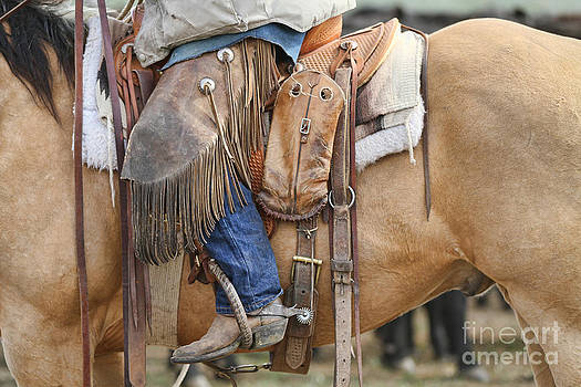 Cowboys possible bag by Edward R Wisell