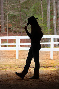 Cowgirl by Dawn MacGibbon