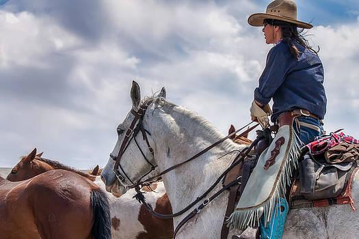 John McArthur - Cowgirl