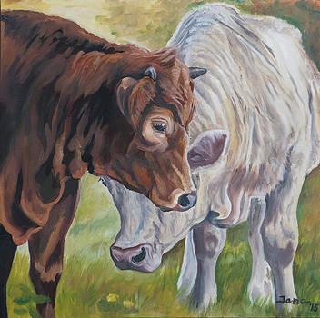 Cowgirls by Jana Goode