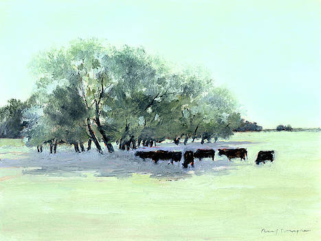 Cows 7 by J Reifsnyder