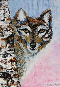 Coy Wolf by Nedra Russ
