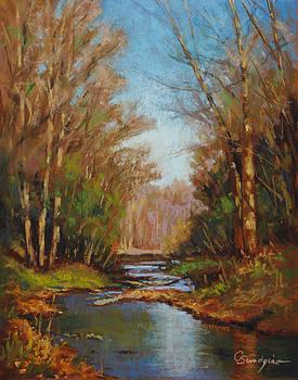 Coyne Creek study by Cristine Sundquist