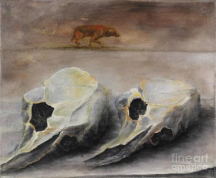 Coyote by Ricardo Santos Hernandez