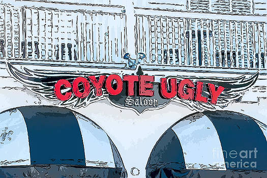 Ian Monk - Coyote Ugly Key West - Digital