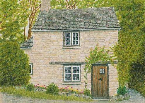 Cozy Cottage by Rebecca Prough