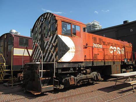 Alfred Ng - CP Rail