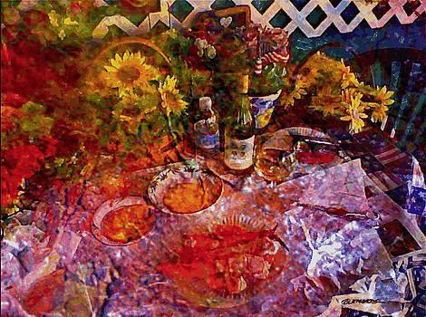 Crab Feast by Dean Gleisberg
