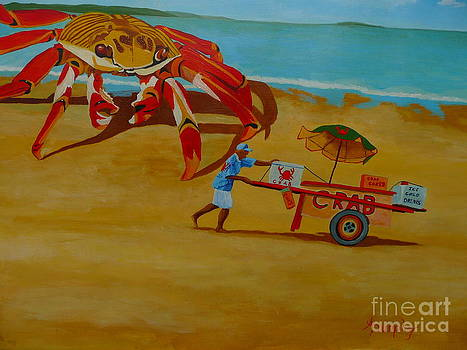 Crab Food by Anthony Dunphy