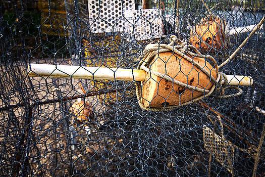 Bill Swartwout Fine Art Photography - Crab Pot Float