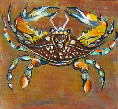 Susan Duxter - Crab