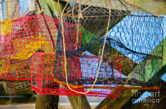 Dale Powell - Crab Traps
