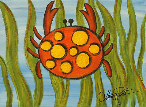 Crabby Crab by Molly Roberts