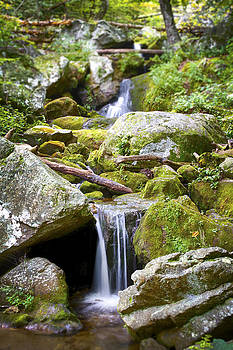 Crabtree Falls by Chris Reed