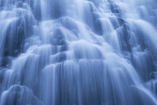 Crabtree Falls by Joseph Rossbach