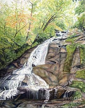 Crabtree Falls  by Michael  Martin