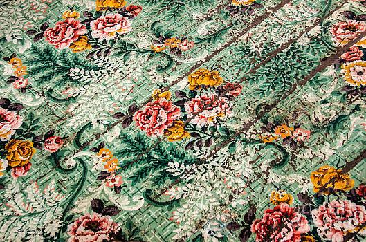 Cracked Linoleum by Sue Smith