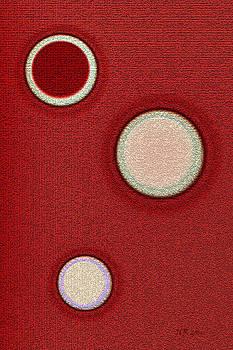 Bamalam  Photography - Crackled Circles