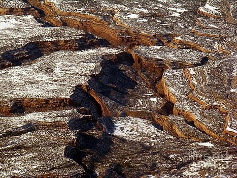 Cracks in the Earth by Eva Kato