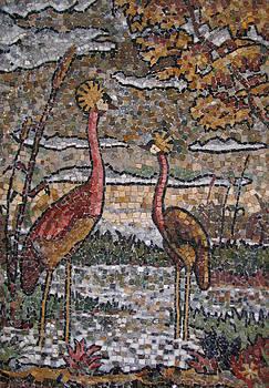 Cranes by Milan Pilipovic