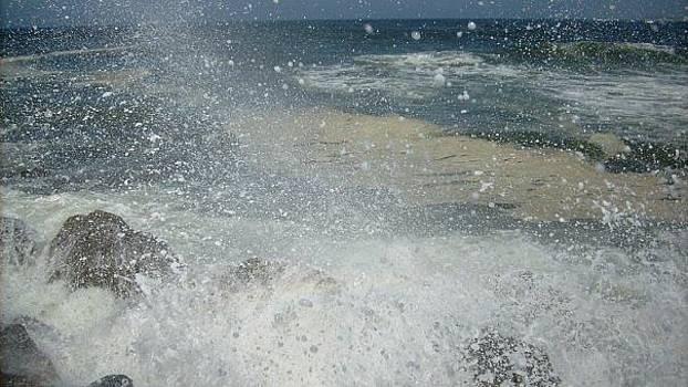 Crashing Waves by Misty Ann Brewer