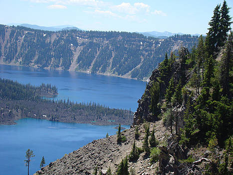 Baslee Troutman - Crater Lake Art Prints Natural Wonders