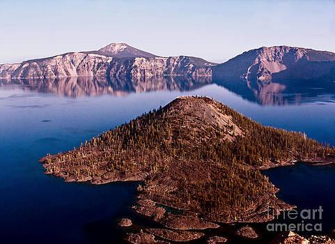 Crater Lake  by Bob McGill