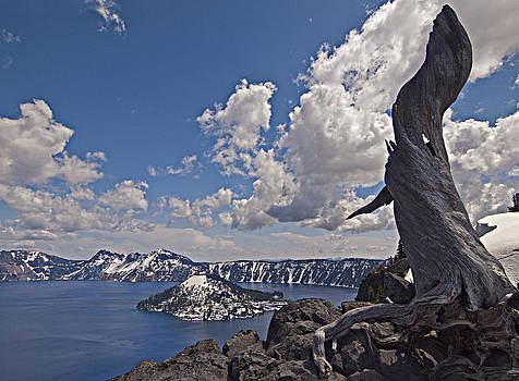 Crater Lake by Jeff Clark