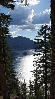 Crater Lake by Michael Davis