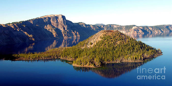 Douglas Taylor - CRATER LAKE REFLECTIONS - ll