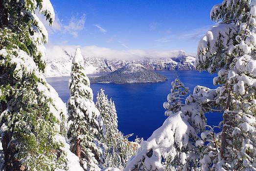 Winter Wonderland by Russ Bishop