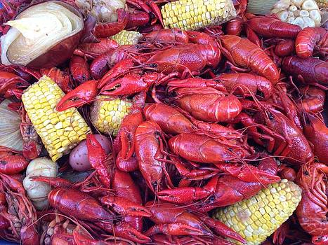 Crawfish Time in Louisiana by Katie Spicuzza