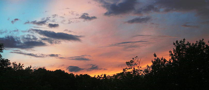 Crayola Sky by Stephen Melcher