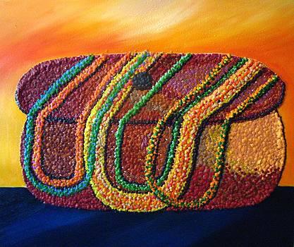 Crayon Ohana by Frank B Shaner