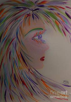 Crazy Hair by Marie Bulger