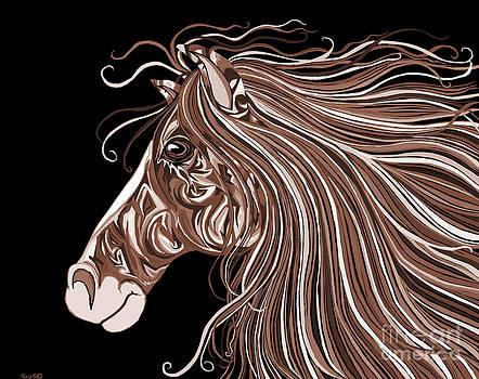 Nick Gustafson - Crazy Horse 2