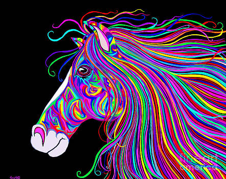 Nick Gustafson - Crazy Horse