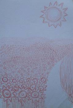 Thomasina Durkay - Crazy Quilt Star Gown