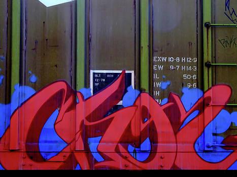 Donna Blackhall - Crazy Red