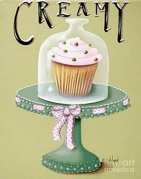 Creamy Cupcake by Catherine Holman