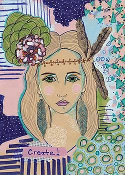 Create by Rosalina Bojadschijew