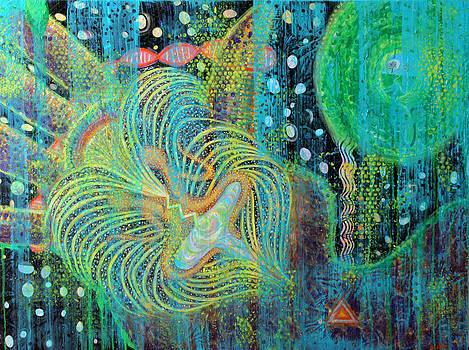Anne Cameron Cutri - Creation of Adam and Eve