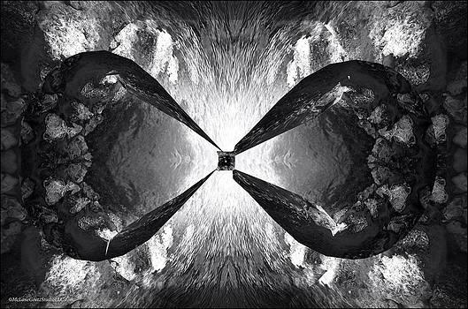 LeeAnn McLaneGoetz McLaneGoetzStudioLLCcom - Creation of Man Black and White