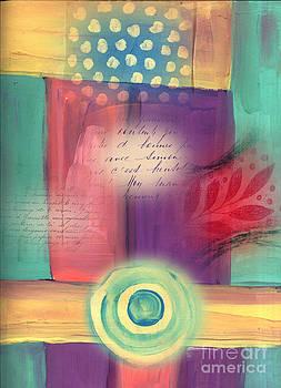 Creative Thinking Chakra by Elaine Jackson